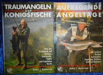 Aufregende Angeltage, Rainer J. Bouterwek