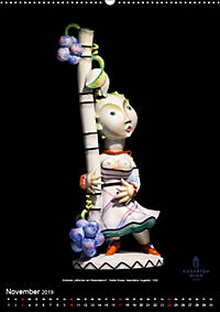 Augarten Porzellan Museum (Wandkalender 2019 DIN A2 hoch) - Produktdetailbild 11