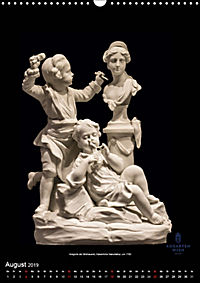 Augarten Porzellan Museum (Wandkalender 2019 DIN A3 hoch) - Produktdetailbild 8