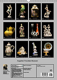 Augarten Porzellan Museum (Wandkalender 2019 DIN A3 hoch) - Produktdetailbild 13