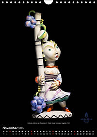 Augarten Porzellan Museum (Wandkalender 2019 DIN A4 hoch) - Produktdetailbild 11