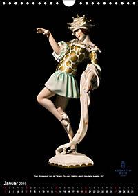 Augarten Porzellan Museum (Wandkalender 2019 DIN A4 hoch) - Produktdetailbild 1