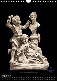 Augarten Porzellan Museum (Wandkalender 2019 DIN A4 hoch) - Produktdetailbild 8