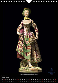 Augarten Porzellan Museum (Wandkalender 2019 DIN A4 hoch) - Produktdetailbild 6