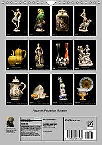 Augarten Porzellan Museum (Wandkalender 2019 DIN A4 hoch) - Produktdetailbild 13