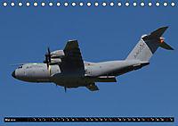 Augenblicke in der Luft: Airbus A400M (Tischkalender 2019 DIN A5 quer) - Produktdetailbild 5