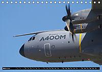 Augenblicke in der Luft: Airbus A400M (Tischkalender 2019 DIN A5 quer) - Produktdetailbild 3