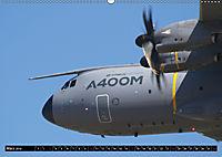 Augenblicke in der Luft: Airbus A400M (Wandkalender 2019 DIN A2 quer) - Produktdetailbild 3