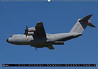 Augenblicke in der Luft: Airbus A400M (Wandkalender 2019 DIN A2 quer) - Produktdetailbild 5