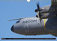 Augenblicke in der Luft: Airbus A400M (Wandkalender 2019 DIN A4 quer) - Produktdetailbild 3