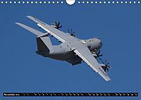 Augenblicke in der Luft: Airbus A400M (Wandkalender 2019 DIN A4 quer) - Produktdetailbild 11