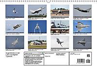 Augenblicke in der Luft: Eurofighter Typhoon (Wandkalender 2019 DIN A3 quer) - Produktdetailbild 13