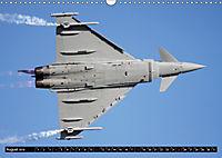 Augenblicke in der Luft: Eurofighter Typhoon (Wandkalender 2019 DIN A3 quer) - Produktdetailbild 8