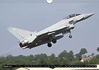 Augenblicke in der Luft: Eurofighter Typhoon (Wandkalender 2019 DIN A4 quer) - Produktdetailbild 2
