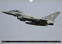 Augenblicke in der Luft: Eurofighter Typhoon (Wandkalender 2019 DIN A4 quer) - Produktdetailbild 4