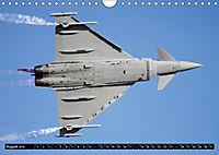Augenblicke in der Luft: Eurofighter Typhoon (Wandkalender 2019 DIN A4 quer) - Produktdetailbild 8