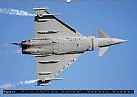 Augenblicke in der Luft: Eurofighter Typhoon (Wandkalender 2019 DIN A2 quer) - Produktdetailbild 8