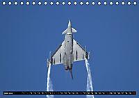 Augenblicke in der Luft: Eurofighter Typhoon (Tischkalender 2019 DIN A5 quer) - Produktdetailbild 6