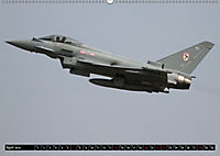Augenblicke in der Luft: Eurofighter Typhoon (Wandkalender 2019 DIN A2 quer) - Produktdetailbild 4