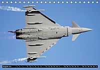 Augenblicke in der Luft: Eurofighter Typhoon (Tischkalender 2019 DIN A5 quer) - Produktdetailbild 8