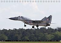 Augenblicke in der Luft: MiG-29 Fulcrum (Tischkalender 2019 DIN A5 quer) - Produktdetailbild 5