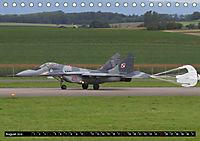 Augenblicke in der Luft: MiG-29 Fulcrum (Tischkalender 2019 DIN A5 quer) - Produktdetailbild 8