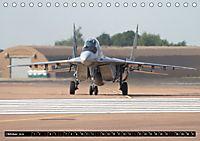 Augenblicke in der Luft: MiG-29 Fulcrum (Tischkalender 2019 DIN A5 quer) - Produktdetailbild 10