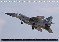 Augenblicke in der Luft: MiG-29 Fulcrum (Tischkalender 2019 DIN A5 quer) - Produktdetailbild 4