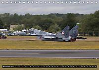 Augenblicke in der Luft: MiG-29 Fulcrum (Tischkalender 2019 DIN A5 quer) - Produktdetailbild 11