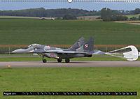 Augenblicke in der Luft: MiG-29 Fulcrum (Wandkalender 2019 DIN A2 quer) - Produktdetailbild 8