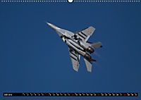 Augenblicke in der Luft: MiG-29 Fulcrum (Wandkalender 2019 DIN A2 quer) - Produktdetailbild 7