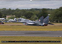 Augenblicke in der Luft: MiG-29 Fulcrum (Wandkalender 2019 DIN A2 quer) - Produktdetailbild 11