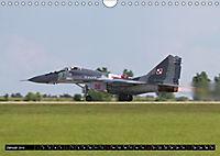 Augenblicke in der Luft: MiG-29 Fulcrum (Wandkalender 2019 DIN A4 quer) - Produktdetailbild 1