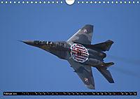 Augenblicke in der Luft: MiG-29 Fulcrum (Wandkalender 2019 DIN A4 quer) - Produktdetailbild 2