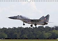Augenblicke in der Luft: MiG-29 Fulcrum (Wandkalender 2019 DIN A4 quer) - Produktdetailbild 5