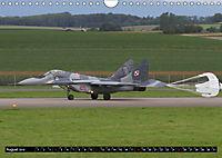 Augenblicke in der Luft: MiG-29 Fulcrum (Wandkalender 2019 DIN A4 quer) - Produktdetailbild 8