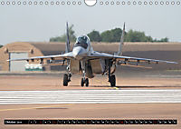 Augenblicke in der Luft: MiG-29 Fulcrum (Wandkalender 2019 DIN A4 quer) - Produktdetailbild 10