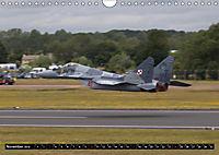 Augenblicke in der Luft: MiG-29 Fulcrum (Wandkalender 2019 DIN A4 quer) - Produktdetailbild 11