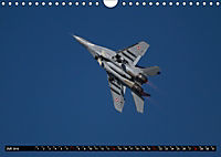 Augenblicke in der Luft: MiG-29 Fulcrum (Wandkalender 2019 DIN A4 quer) - Produktdetailbild 7