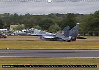 Augenblicke in der Luft: MiG-29 Fulcrum (Wandkalender 2019 DIN A3 quer) - Produktdetailbild 11