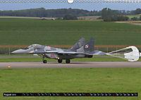 Augenblicke in der Luft: MiG-29 Fulcrum (Wandkalender 2019 DIN A3 quer) - Produktdetailbild 8