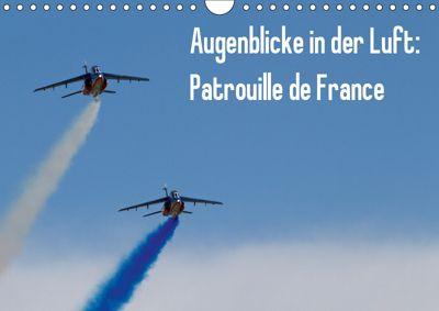 Augenblicke in der Luft: Patrouille de France (Wandkalender 2019 DIN A4 quer), Aleksandar Prokic