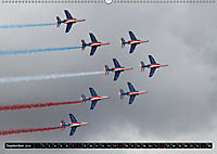Augenblicke in der Luft: Patrouille de France (Wandkalender 2019 DIN A2 quer) - Produktdetailbild 9