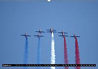 Augenblicke in der Luft: Patrouille de France (Wandkalender 2019 DIN A2 quer) - Produktdetailbild 8
