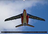 Augenblicke in der Luft: Patrouille de France (Wandkalender 2019 DIN A2 quer) - Produktdetailbild 6