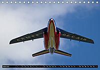 Augenblicke in der Luft: Patrouille de France (Tischkalender 2019 DIN A5 quer) - Produktdetailbild 6