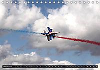 Augenblicke in der Luft: Patrouille de France (Tischkalender 2019 DIN A5 quer) - Produktdetailbild 2