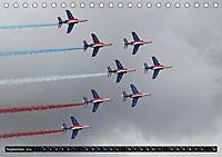 Augenblicke in der Luft: Patrouille de France (Tischkalender 2019 DIN A5 quer) - Produktdetailbild 9