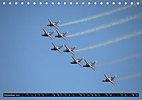 Augenblicke in der Luft: Patrouille de France (Tischkalender 2019 DIN A5 quer) - Produktdetailbild 12