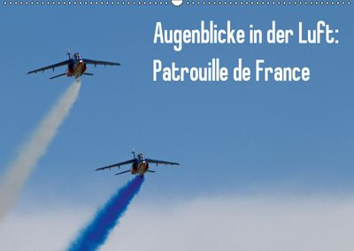 Augenblicke in der Luft: Patrouille de France (Wandkalender 2019 DIN A2 quer), Aleksandar Prokic